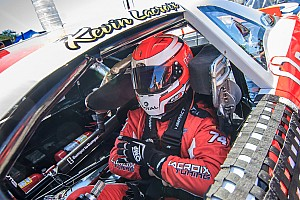 NASCAR Canada Qualifying report Lacroix edges Lapcevich in Edmonton