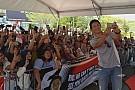 Aktivitas Rio Haryanto di GP Malaysia