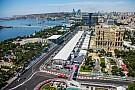 Baku Nagydíj 2017: idő-és menetrend