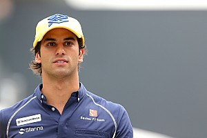 Nasr: F1 return