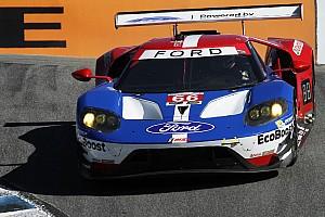 IMSA Practice report Laguna Seca IMSA: Cadillac and Ford back on top in FP3