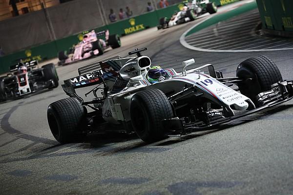 Формула 1 Колонка Масси: Феттель був занадто агресивним у Сінгапурі