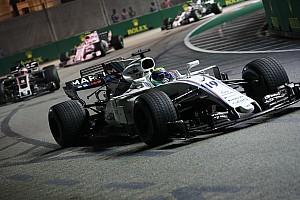 عمود ماسا: فيتيل كان عدائياً خلال حادثة اللفة الأولى في سباق سنغافورة