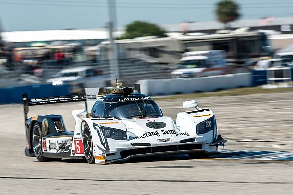 Sebring 12h: Cadillac dominance under threat in fourth practice