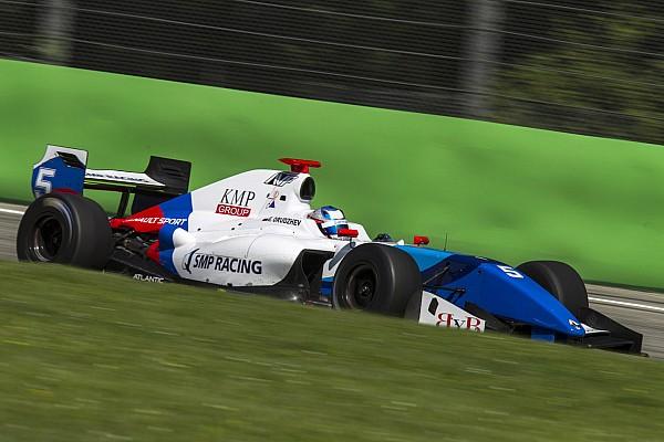 Formula V8 3.5 Qualifiche Egor Orudzhev conquista la pole per Gara 1 a Jerez