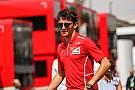 Forma-1 A Ferrari juniorja F1-es szabadedzéseket kap a Sauber-nél