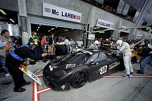 Ле-Ман Важливі новини McLaren повернеться до Ле-Мана у разі зміни правил у LMP1