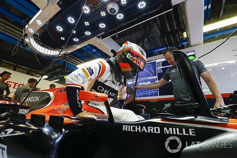 Column Stoffel Vandoorne: McLaren kan 'best of the rest' zijn in Singapore