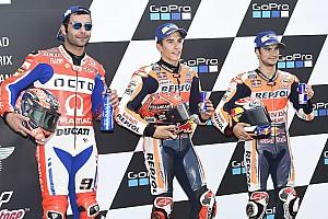 MotoGP Crónica de Clasificación La parrilla de salida del GP de Alemania