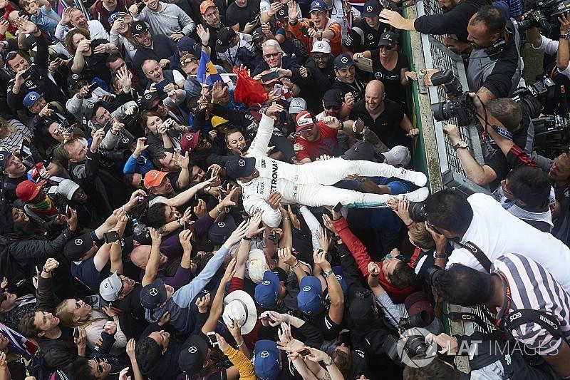 Hamilton, Britanya GP'sinin takvimden düşeceğine inanmıyor