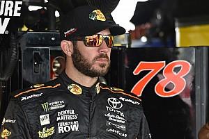 NASCAR Cup Reporte de prácticas Truex lidera la práctica en Sonoma y Suárez en 30º