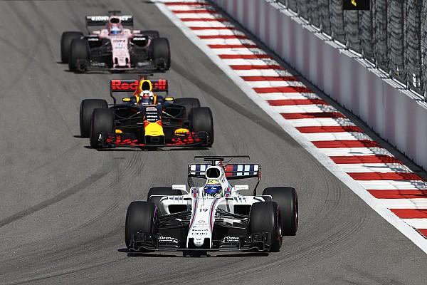 Формула 1 Колонка Масси: Прокол зіпсував боротьбу за шосте місце