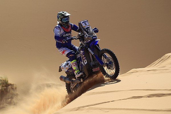 Cross-Country Rally Merzouga Rally: Caimi wins his first stage as a Yamaha rider