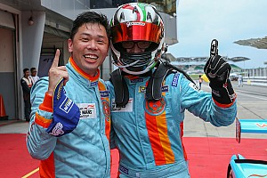 Asian Le Mans Race report Sprint Cup – Round 1: Race 2 sees WIN Motorsport take the chequered flag again!