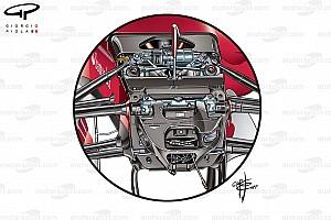 F1 Análisis Las importantes mejoras que ha llevado Ferrari a Bahrein