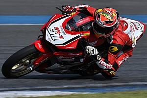 ARRC Race report ARRC Thailand: Gerry Salim raih kemenangan ketiga