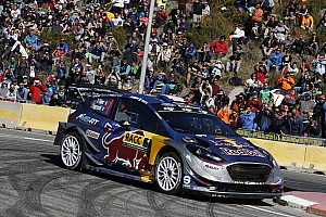 WRC Breaking news Ogier keen to clinch title before unfavourable Australia