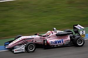 F3 Europe Relato da corrida Gunther vence última prova do ano da F3; Piquet é 7º