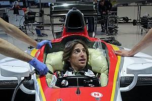 FIA F2 Ultime notizie Roberto Merhi presente ai test di Barcellona col team Campos Racing
