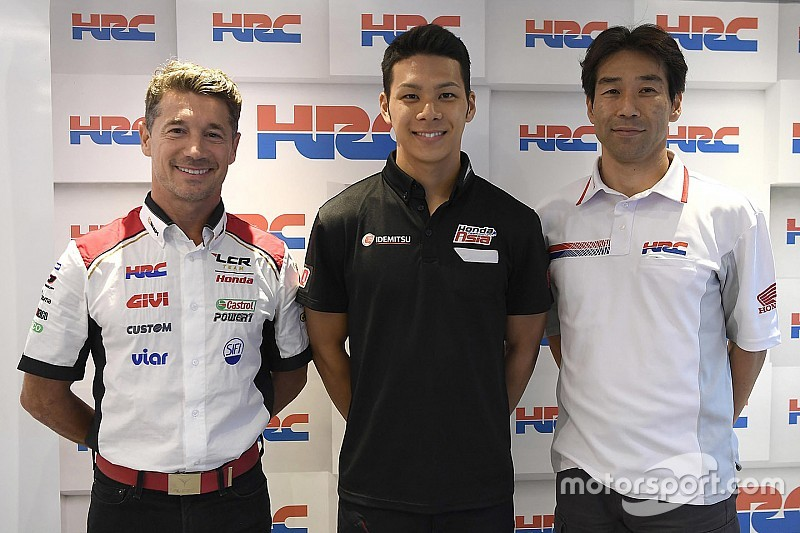 LCR voegt Nakagami toe aan MotoGP line-up voor 2018