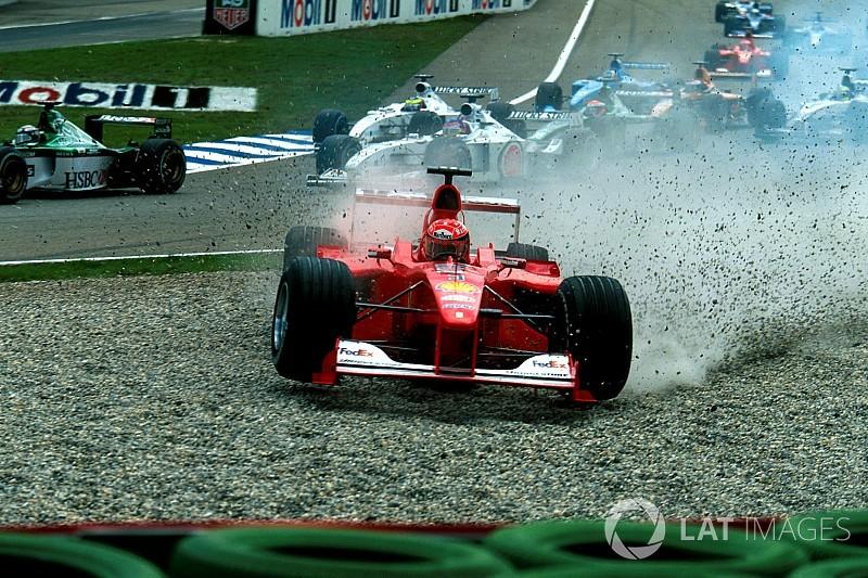 GALERIA: Relembre pilotos que venceram GPs malucos na F1