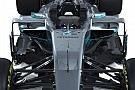 Gallery: Mercedes W08 F1 2017 studio shots