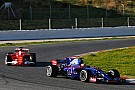 Sainz baffled by top teams' mileage after STR's troubled day