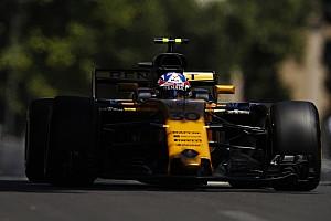 Формула 1 Новость Палмер пропустит квалификацию Гран При Азербайджана