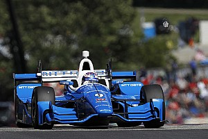 IndyCar Breaking news Dixon credits Honda with Road America win, after morning scare
