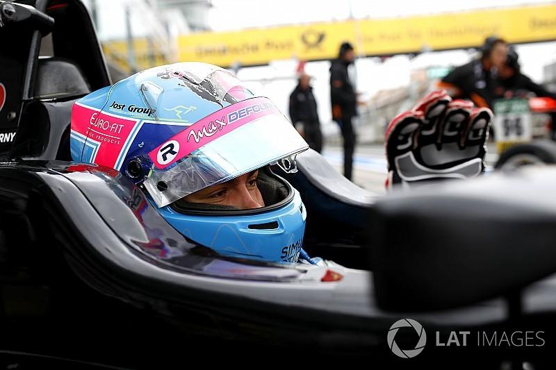 Le point sur les futurs pilotes F3 2018
