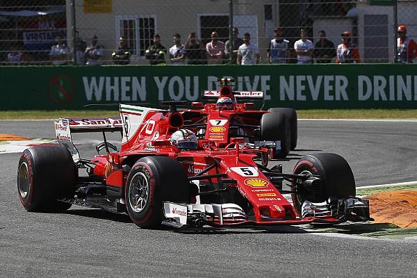 F1 沃尔夫:法拉利在蒙扎退步出人意料