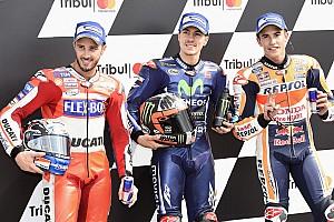 MotoGP Noticias de última hora Márquez asegura que definirá el título con Dovizioso y Viñales