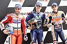 MotoGP Márquez asegura que definirá el título con Dovizioso y Viñales