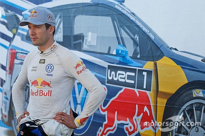 【WRC】来季オプションを検討中のオジェ。MスポーツのフィエスタRSを試走