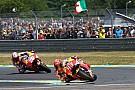 MotoGP Le pneu avant tendre à l'origine du retard de Márquez sur Pedrosa