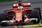 Vettel fait chavirer Ferrari :
