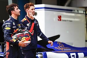 Формула 1 Новость Риккардо не доехал до старта Гран При Австралии