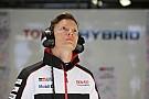 Formula E Conway to replace Duval for Paris ePrix