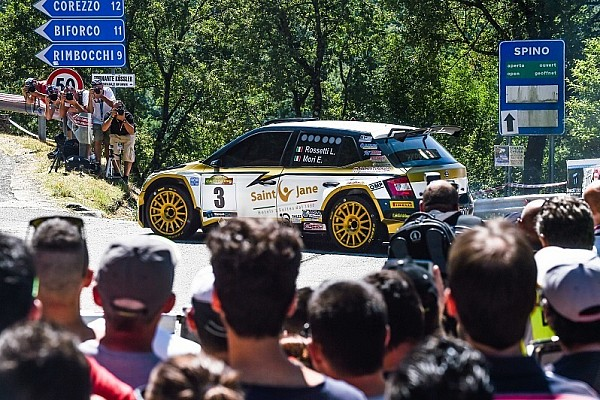 IRC Pirelli: Luca Rossetti trionfa al 37esimo Rally del Casentino