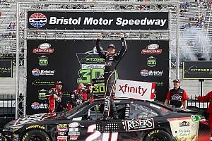 NASCAR XFINITY Relato da corrida Jones vence prova