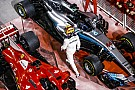 Formule 1 Chahuté par Ferrari, Mercedes