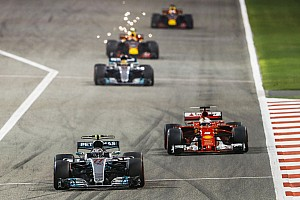 Mercedes engine now only ahead of Honda - Perez