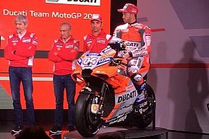 MotoGP Ultime notizie Ducati Desmosedici GP18: nella livrea c'è il grigio per la prima volta