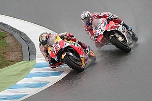 "MotoGP Noticias de última hora Dovizioso: ""Al adelantar a Márquez pensé en Austria"""