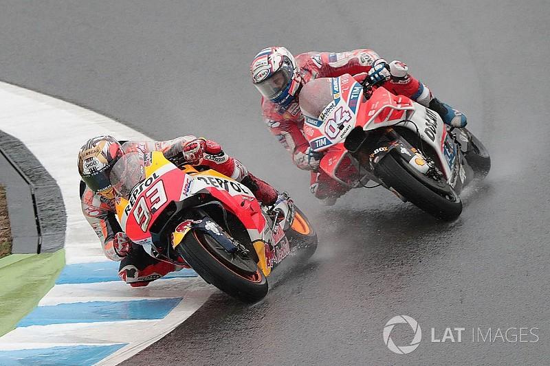"""Ora Dovi e la Ducati devono stupire nella """"tana"""" di Marquez"""
