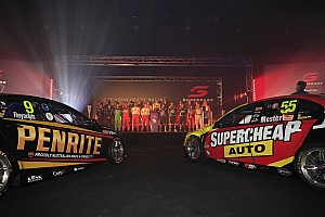 Supercars Breaking news Supercars officially launches new season in Sydney
