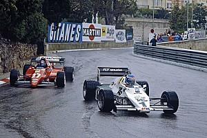 Vintage Breaking news Rosberg's Monaco GP-winning Williams to run at Thruxton
