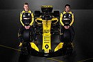Sainz ve Hulkenberg, R.S.18'in performansından emin