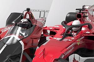 VÍDEO: Halo da Fórmula 1 x Aeroscreen da IndyCar