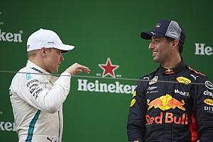 Fórmula 1 Noticias Bottas por poco choca en la